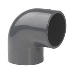 Imperial PVC Elbow 90 Deg 1 1/2