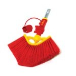 Wolf Garden Tools Angle Broom BW25M